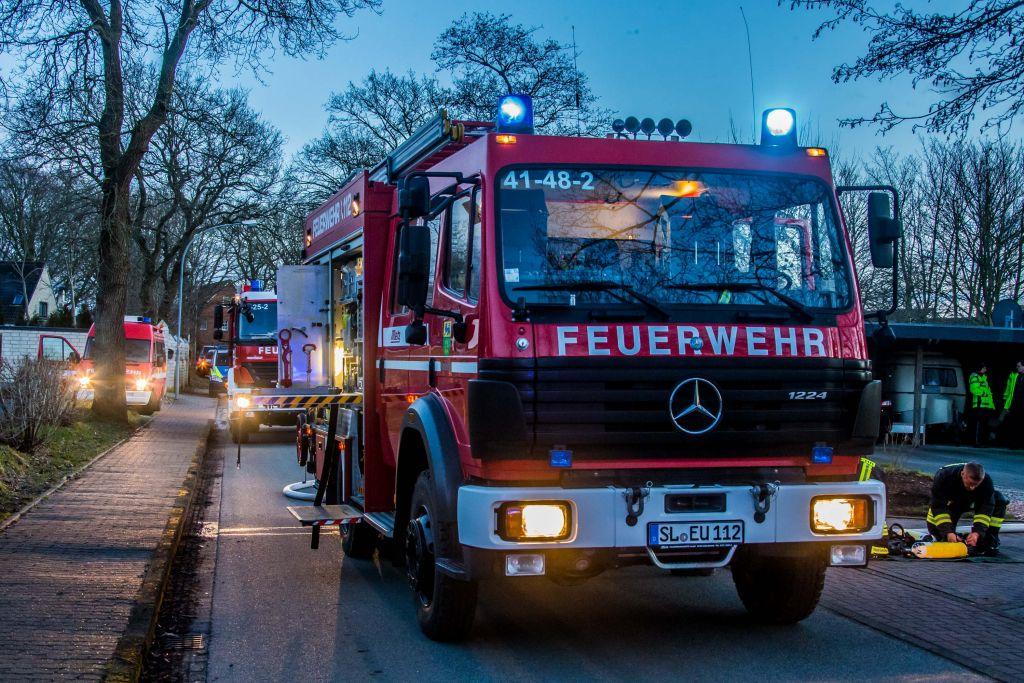 Küchenzeile Demontieren ~ handewitt frau bei küchenbrand verletzt nordpresse de der mediendienst für schleswi